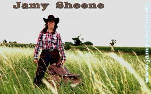 Jamy Sheene goes to Work