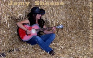 Jamy Sheene ... butt-kickin' Countrymusic